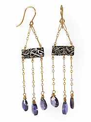 Ella Chandelier Earrings