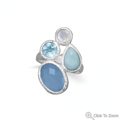 chalcedony-larimar-topaz-and-moonstone-ring