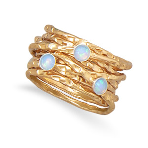 12-20-gold-filled-multiband-synthetic-opal-ring