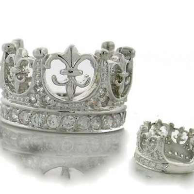 fleur-de-lis-crown-ring