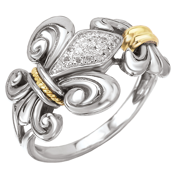 fleur-de-lis-ring-with-silver-and-diamonds