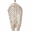 Jivita feather necklace