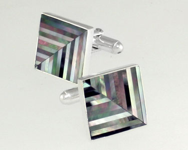 herringbone-cufflinks