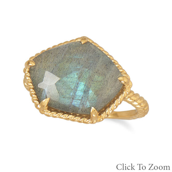 pentagon-labradorite-ring