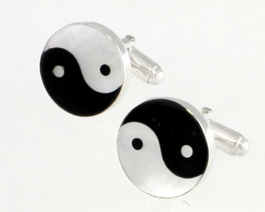 ying-yang-cufflinks